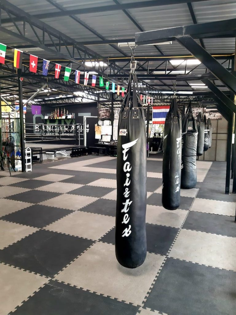 Kickboxcamp Thailand