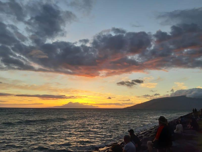 Maui, Weltreise Alleinreisende