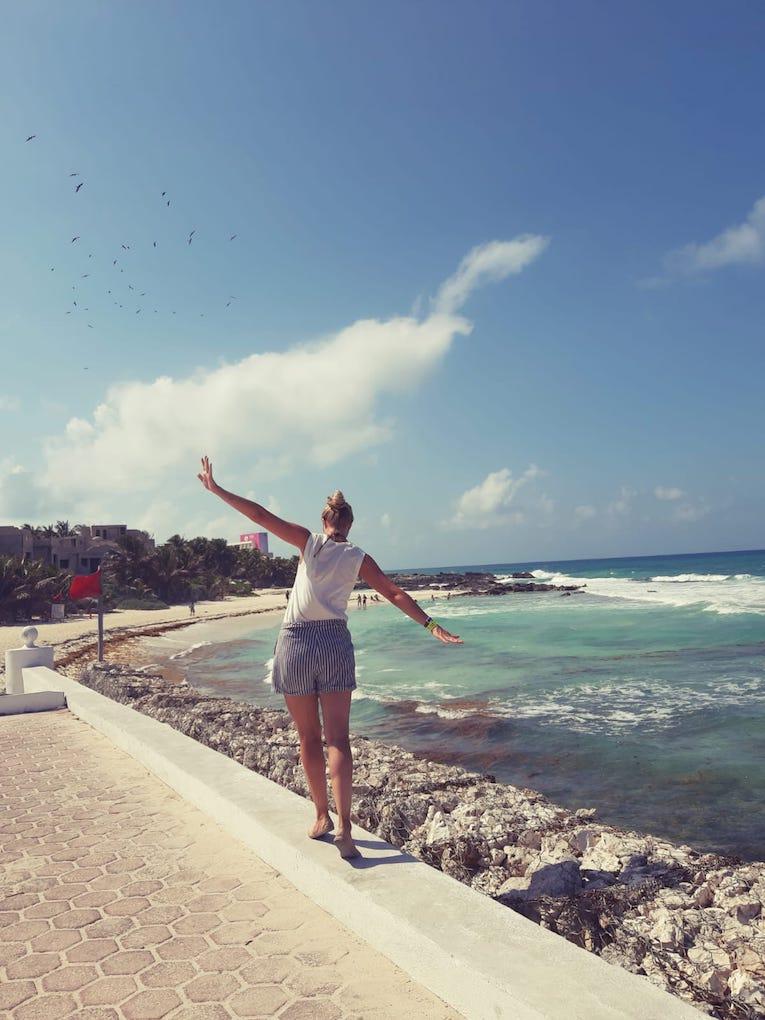Mexico, Weltreise Alleinreisende