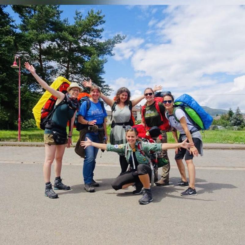 Trekkinggruppe Pfalz