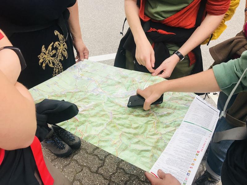 Trekking Pfalz