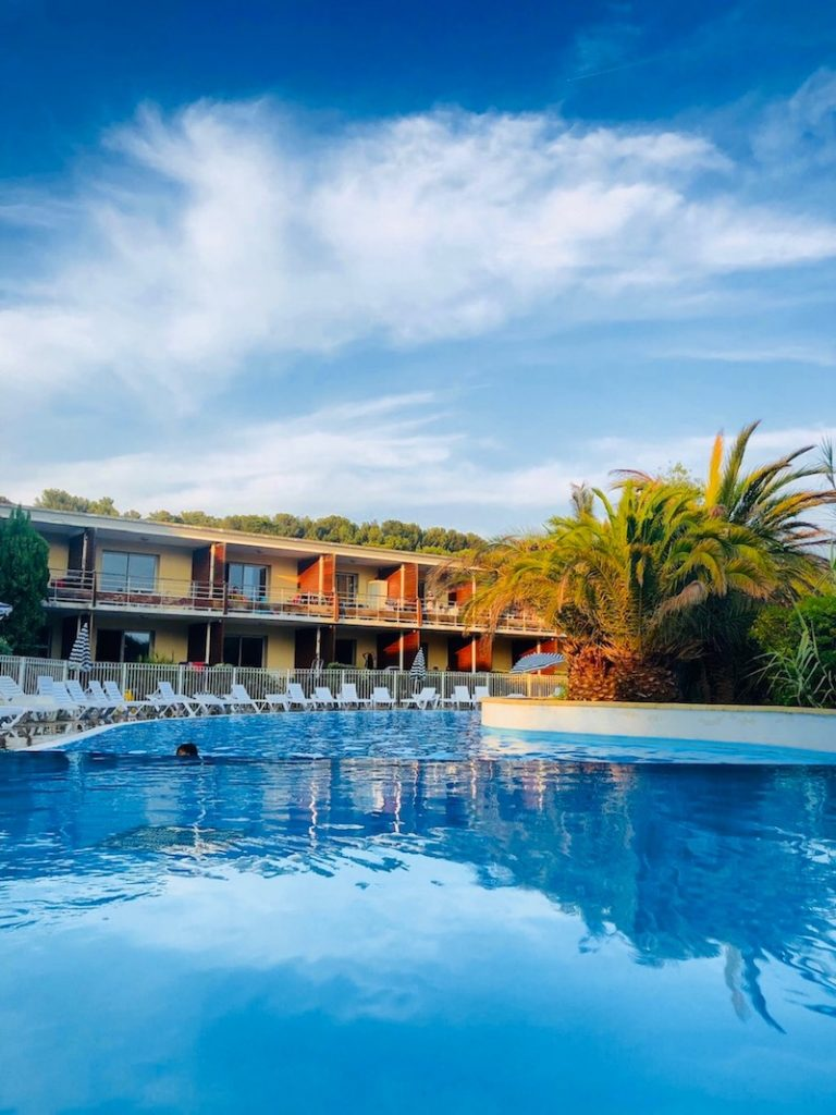 Appart'hôtel Victoria Garden, La Ciotat bei Cassis, Calanques Küste