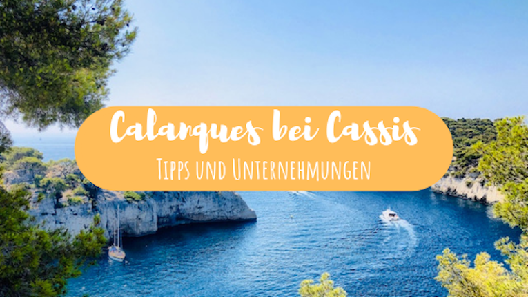 Südfrankreich Calanques
