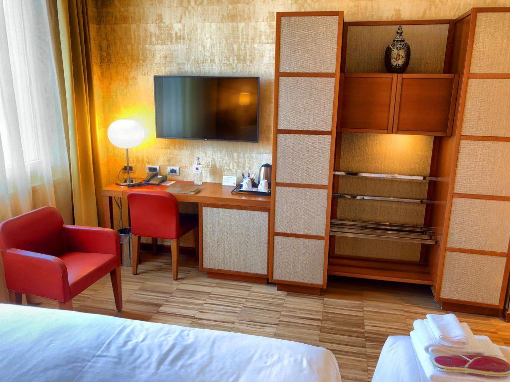 Zimmer im Hotel Enterprise in Mailand