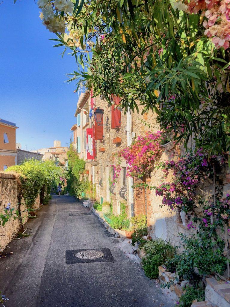 Antibes Altstadt, Côte d'Azur