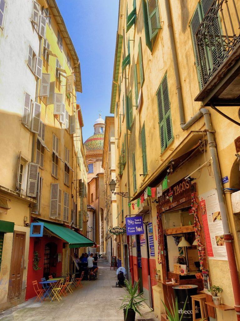 Nizza Altstadtgässchen