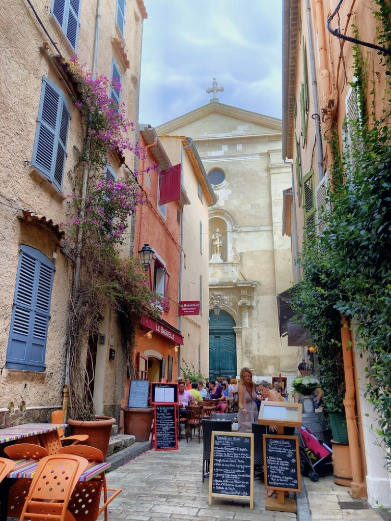St. Tropez Altstadt, Côte d'Azur