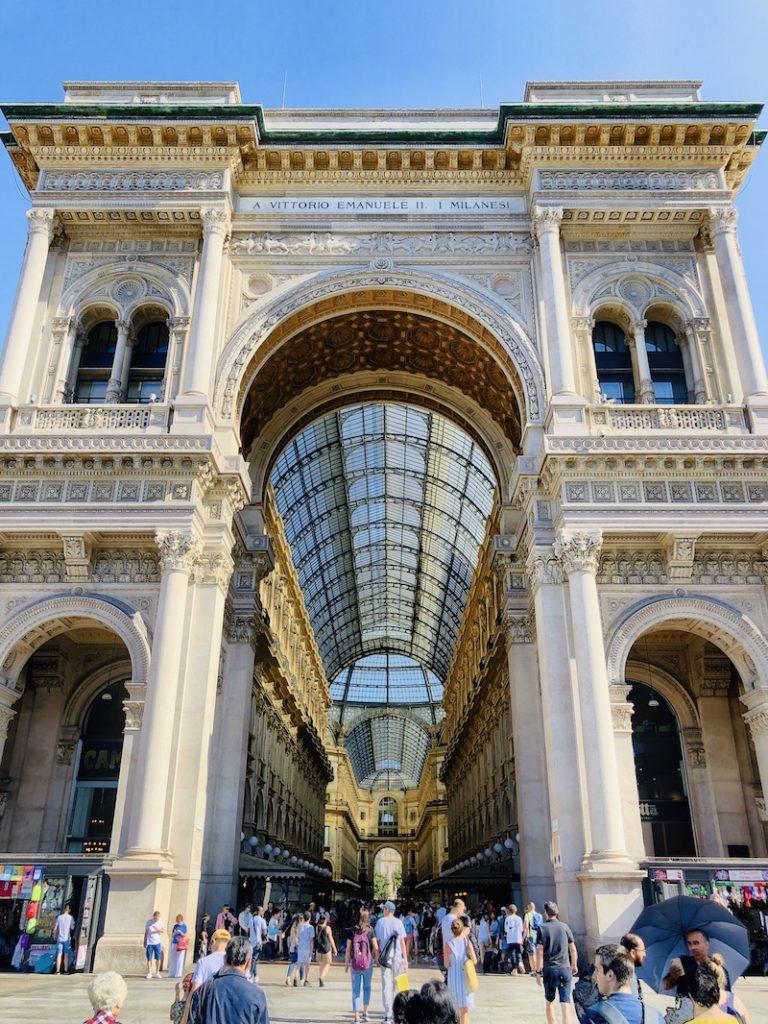 Viktor-Emmanuell-Passage, Mailand