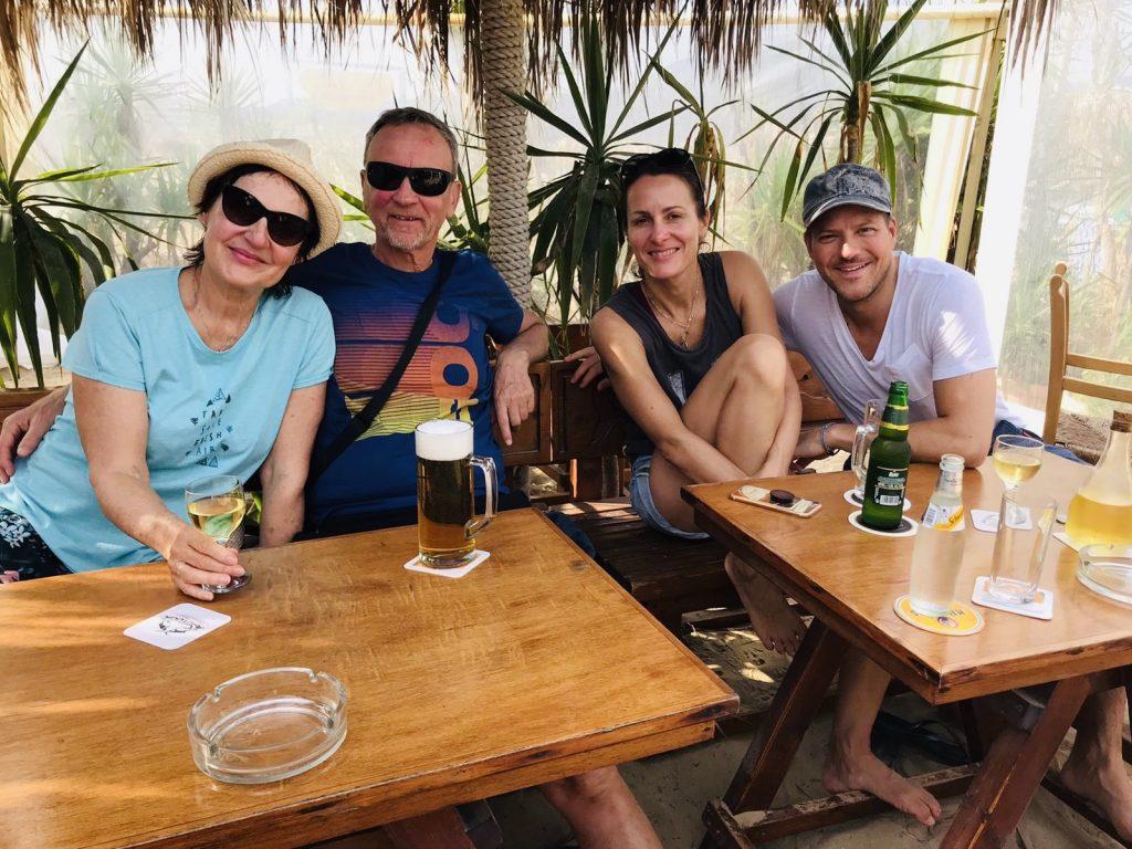 Mike's Oasis, Kreta