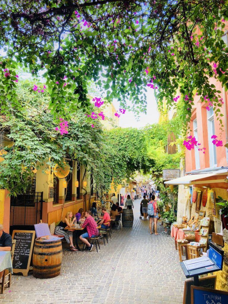 Chania Altstadt, Kreta