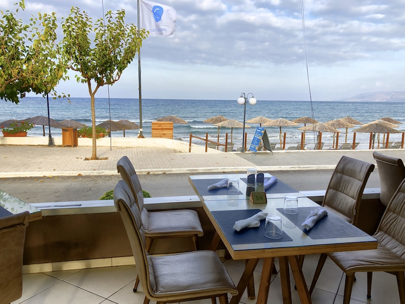 Corissia Beach Buffet Restaurant