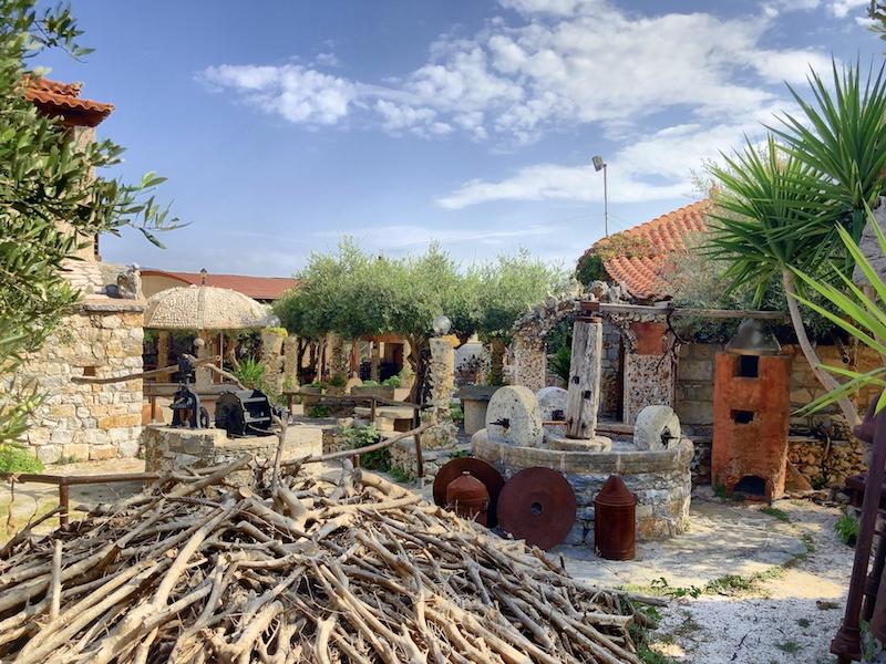 Steindorf auf Kreta