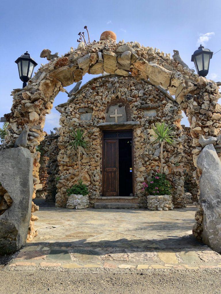 Steinhaus in Koumos, Kreta