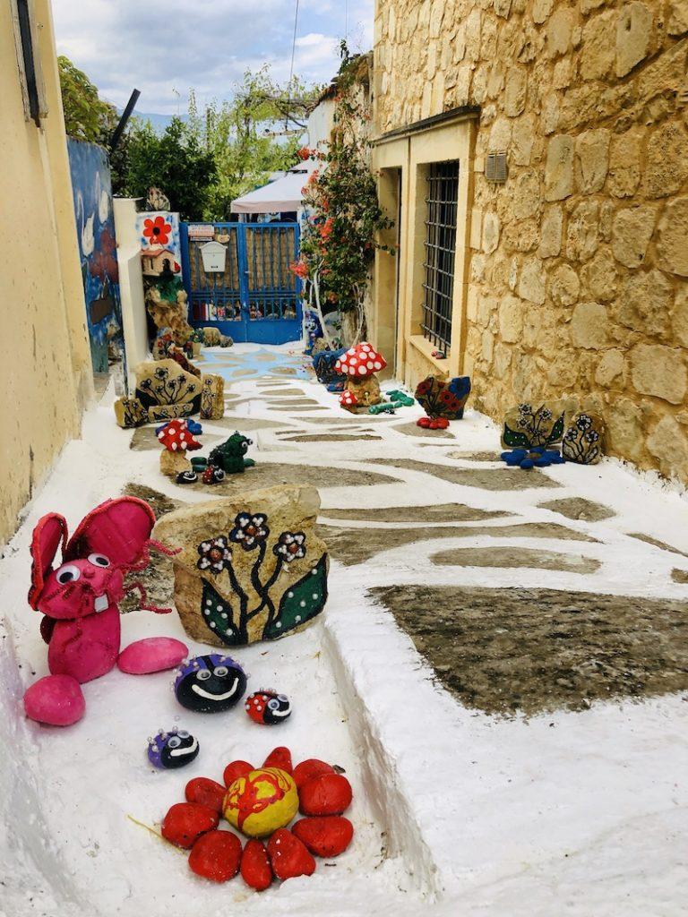 Vamos, Kreta