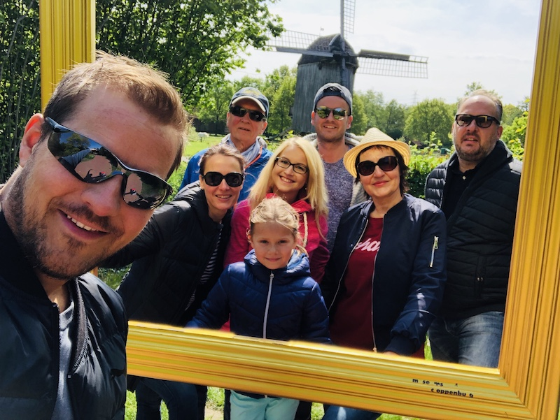 Familienausflug nach Coburg