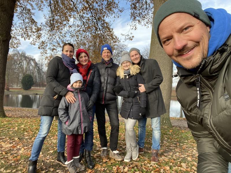Familienwochenende in Holland