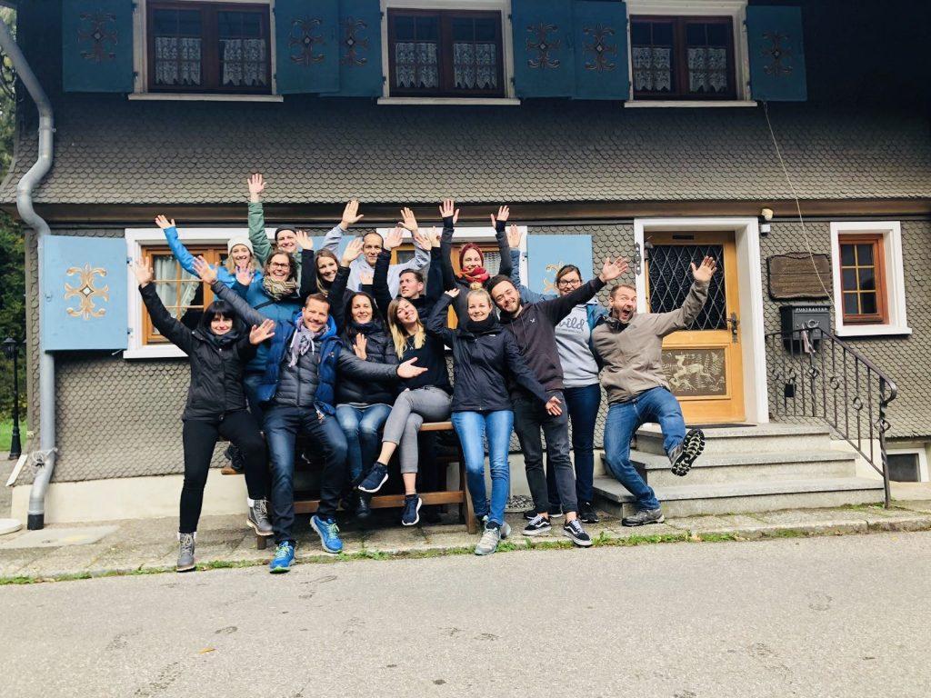 Allgäu Hütten-Meetup Reiseblogger