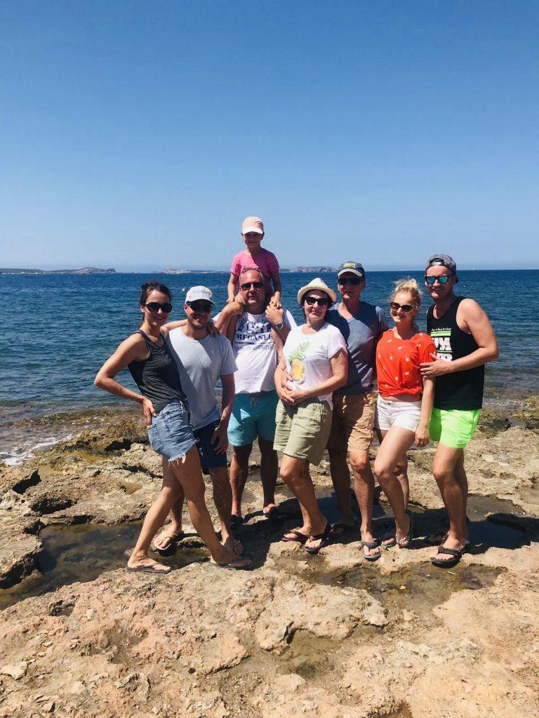 Ibiza Familienevent