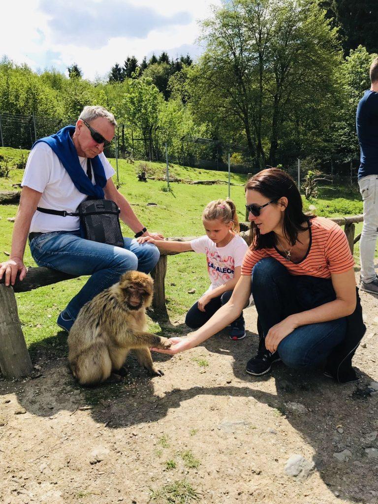 Affen- und Vogelpark Eckenhagen