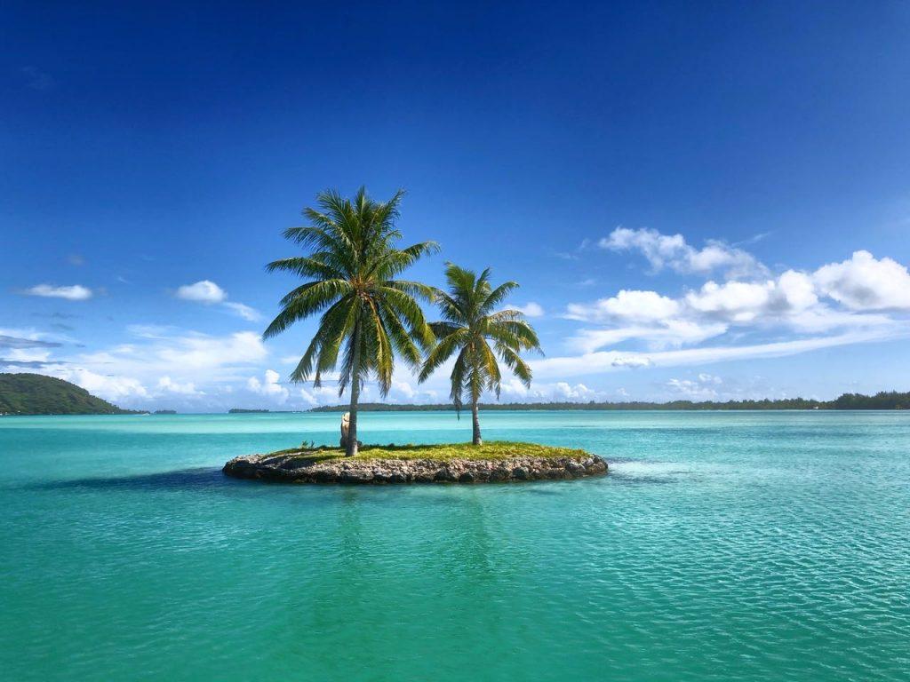 Südsee Urlaub