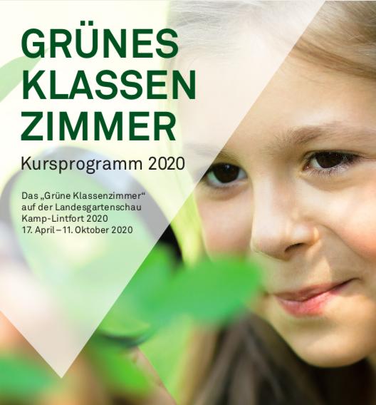 Grünes Klassenzimmer LaGa 2020