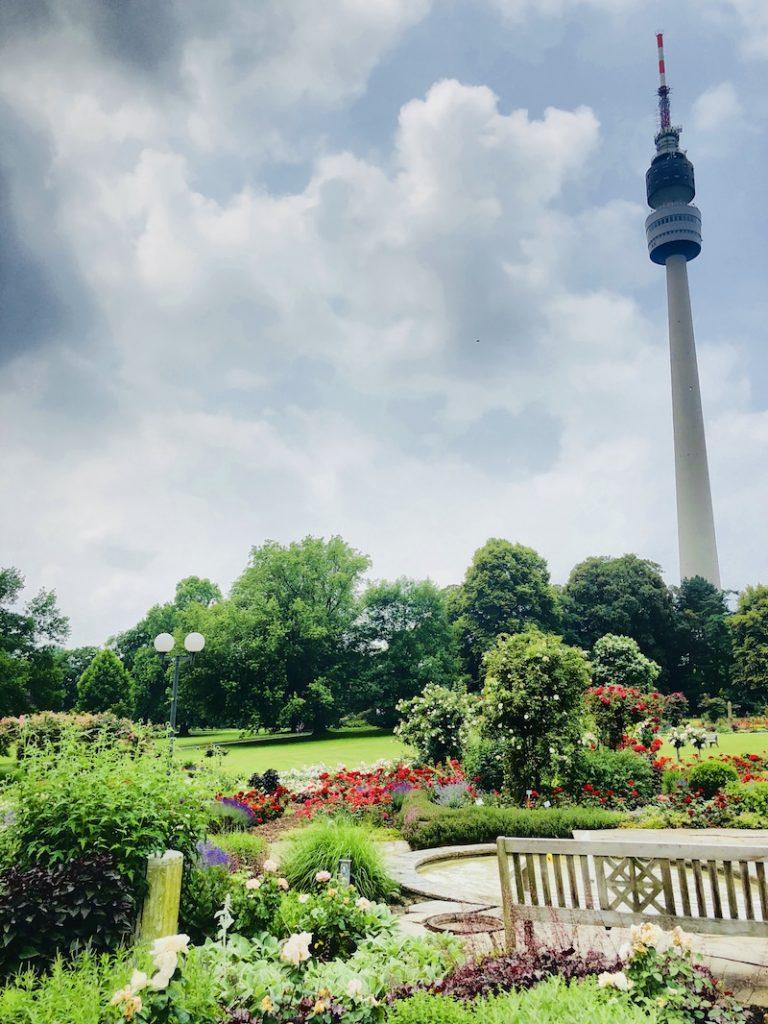 Westfalenpark, Dortmund Sehenswürdigkeiten