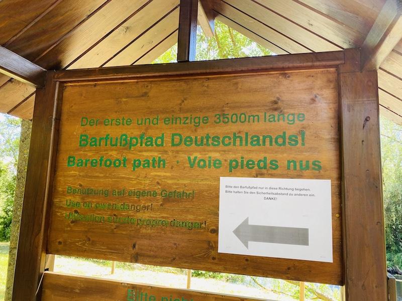 Barfußpfad Bad Sobernheim