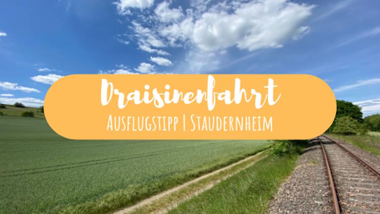 Draisinenfahrt Deutschland