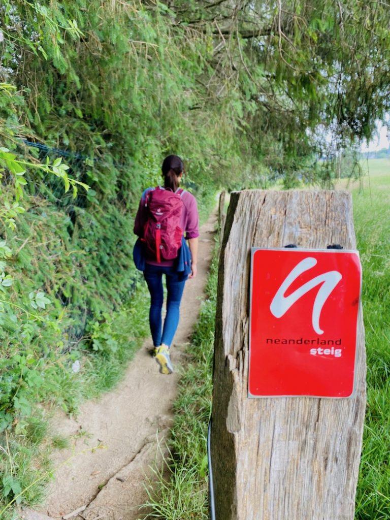 Wandern auf dem Neanderlandsteig