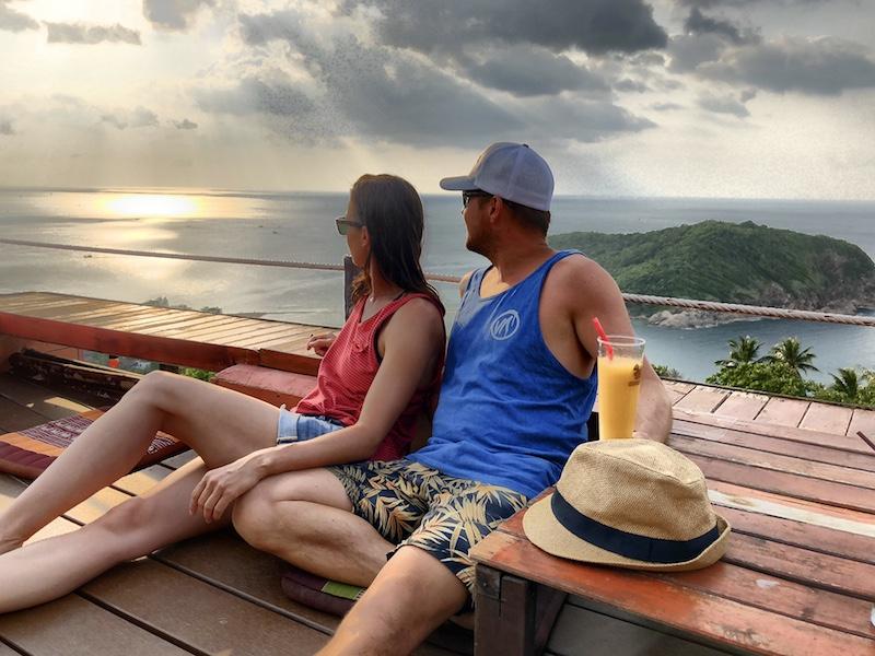 Panorama Bar, Kho Phangan