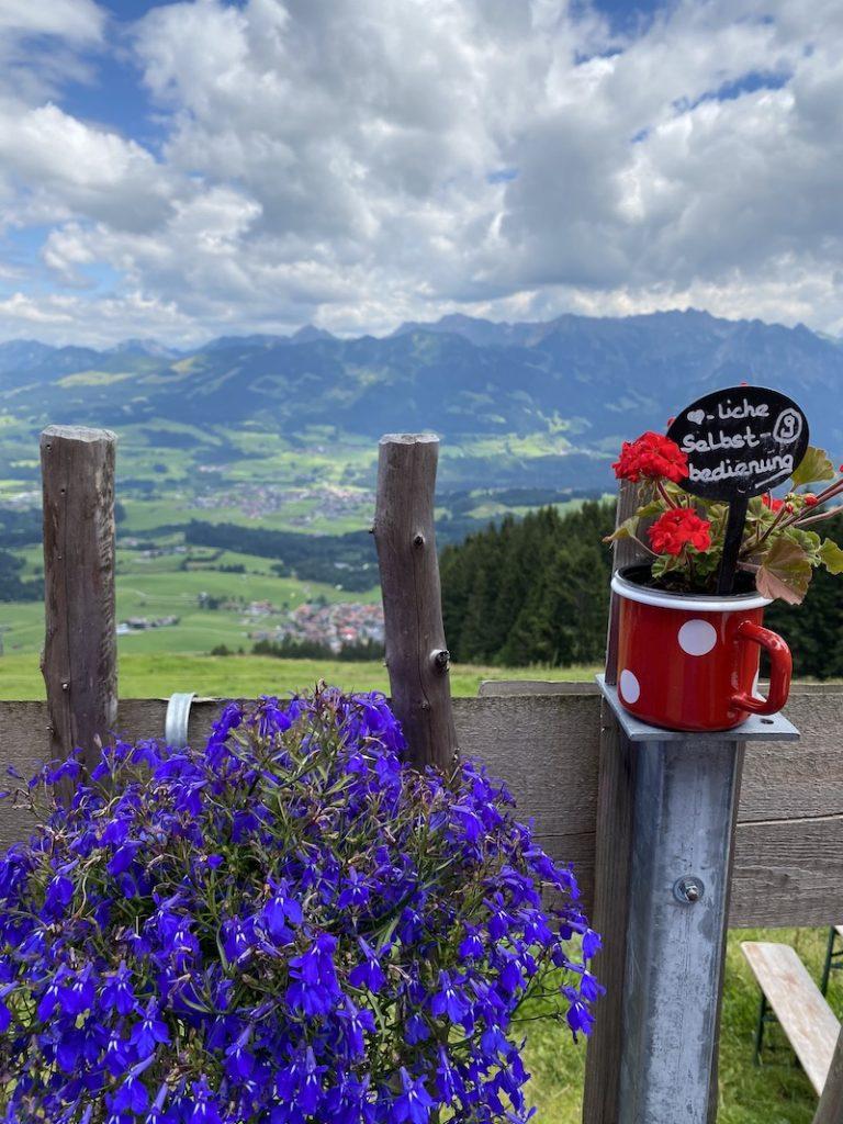 Alpe Ornach, Allgäu