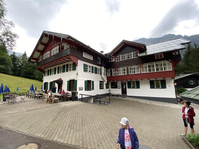 Siedlung Einödsbach, Allgäu