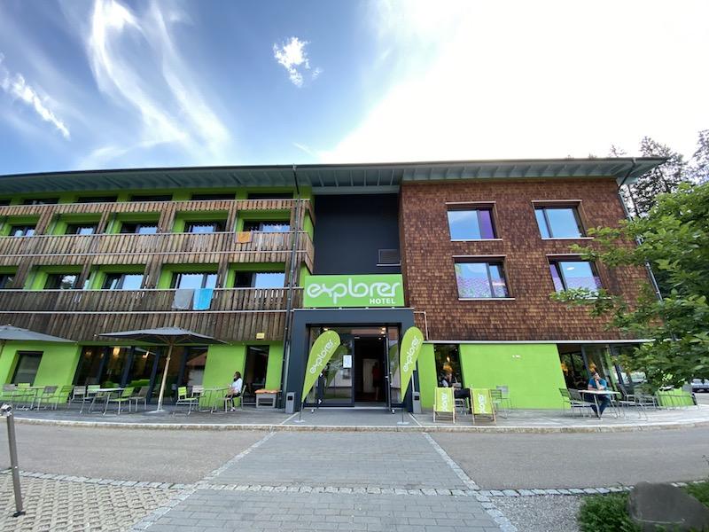 Explorer Hotel Oberstdorf, Allgäu