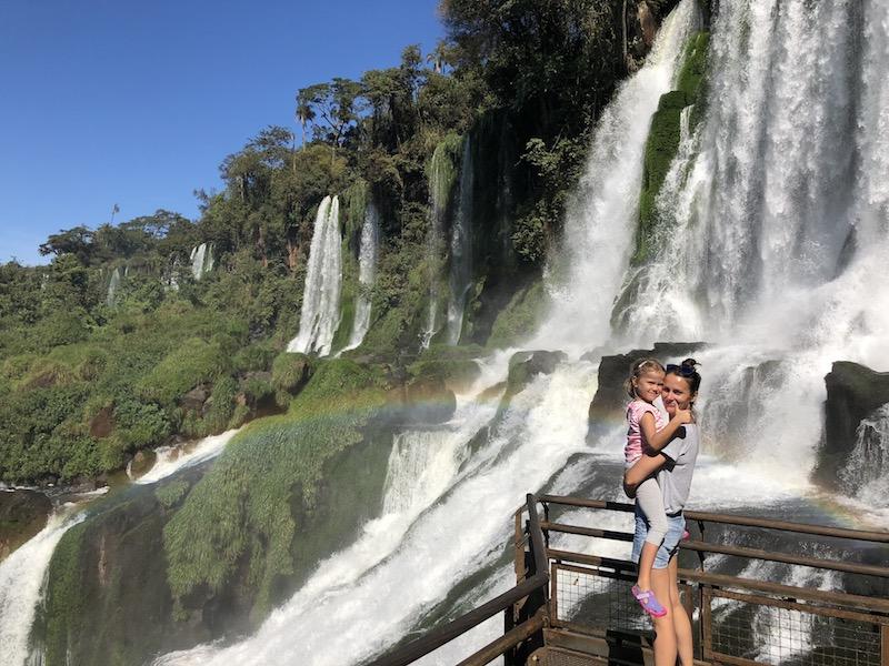 Iguacu Wasserfälle Argentinien
