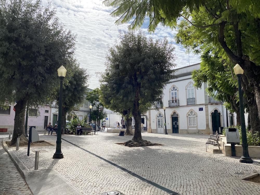 Estoi, Algarve Küste, Portugal