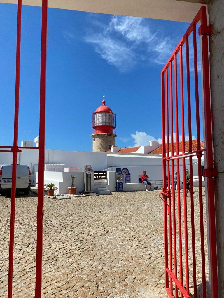 Leuchtturm, Cabo de Sao Vincente