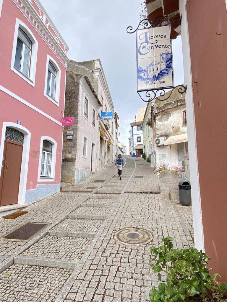 Monchique, Algarve Küste