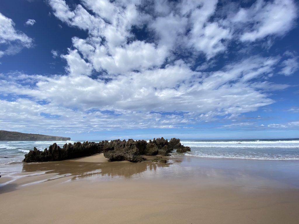 Praia de Amoreira, Algarve Küste