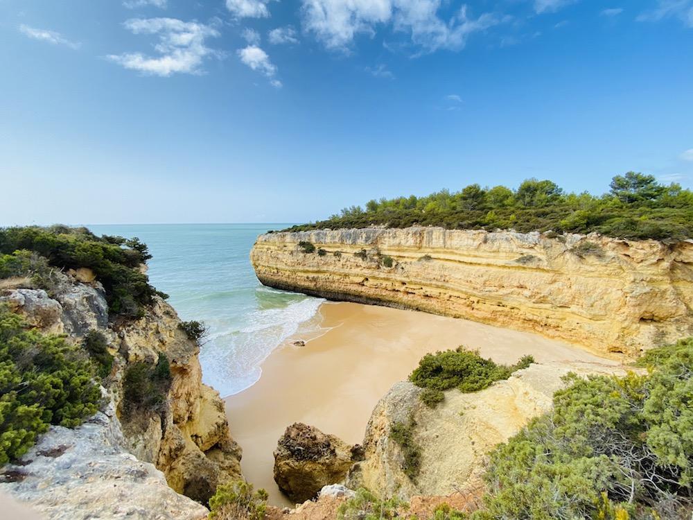 Seven Hanging Valleys Trail, Algarve Küste