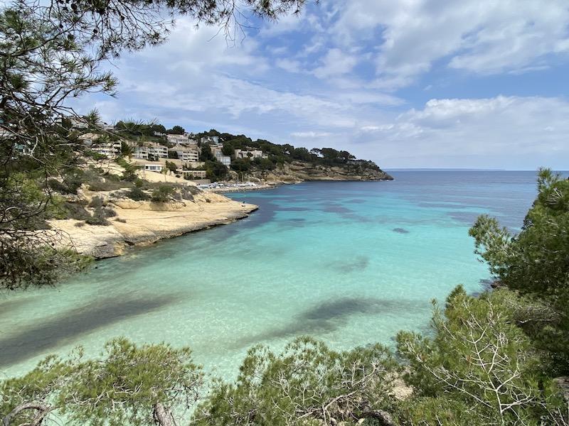 Wanderung zum Leuchtturm, Mallorca