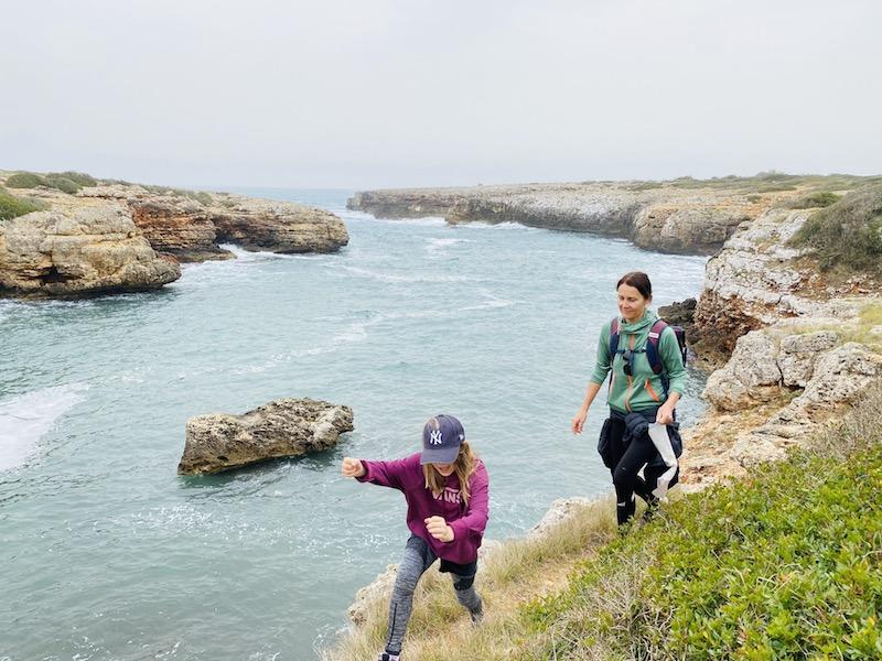 Mallorca Küstenwanderung