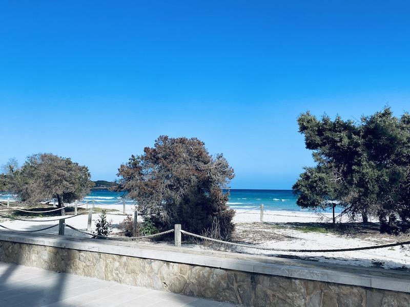 Strand von Sa Coma, Mallorca